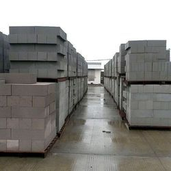 Autocalved Aerated Concrete Block