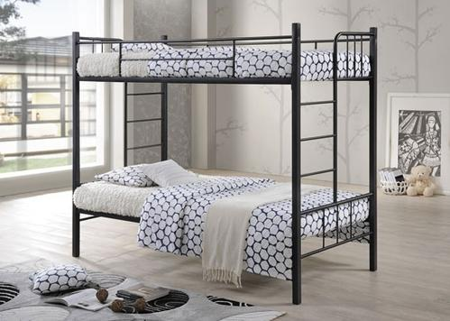 Black Side Ladder Bunk Bed Sizes 6 X 3 Feet Rs 12500 Piece Id