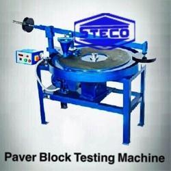 Paver Block Testing Machine