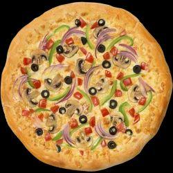 Mexican Treat Vegetarian Pizzas