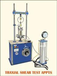 Triaxial Test Apparatus