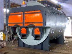 Coal Fired 2 TPH Fully Wetback Steam Boiler