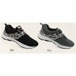 Black   Grey Designer Paragon Mens Casual Shoes 2d4bd8526