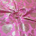 Silk Brocade Fabric