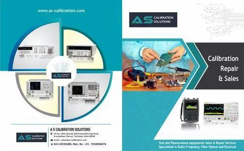 RF/Microwave, Fiber Optical & Electrical Repair Services