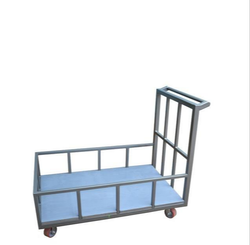 WIPL Heavy Duty Side Support Cage Trolley