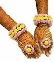 Multicolor Artificial Flower Jewellery