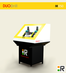 2-spindle PCB Drilling Machine - Duo Drill M