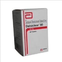 Dalsiclear Tablet 60mg - Daclatasvir