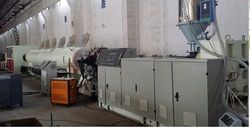 PE Pipe Extrusion Line Machine