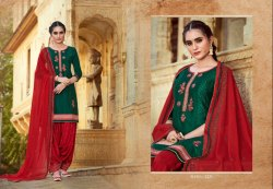 Party Wear Patiala House Vol - 75 By Kessi Salwar Suit