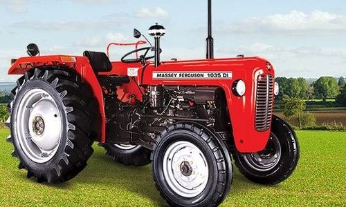 Massey Ferguson 1035 DI, 40 hp Tractor, 1100 kgf