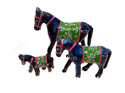 Decorative Horse Set