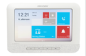 White Vdp Hikvision Ip Base Mobile Intercom System