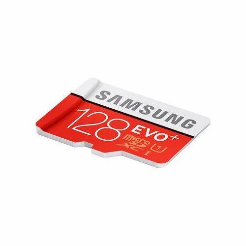 Samsung 128gb Evo Plus Class 10 Micro Sd Memory Card