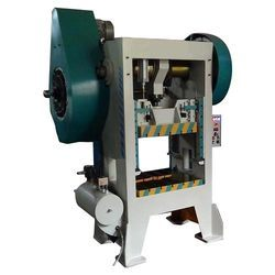 Semi-Automatic Pneumatic Power Press Machine