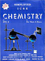 Dalal Icse Chemistry Series : Simplified Icse Chemistry For Class 10