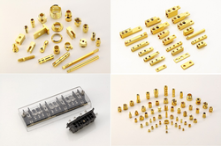 Smart Energy meter Brass parts