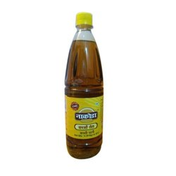 Nakoda Kachi Ghani Mustard Oil, Packaging Type: Plastic Bottle