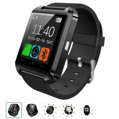 3488558facf Unisex U8 Bluetooth Smart Watch