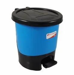 5 Ltr Plastic Dustbin