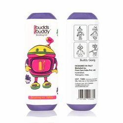 Buddsbuddy Budds Buddy Brushing Kit-15pcs Pack, design-2 (voilet), for Clinical
