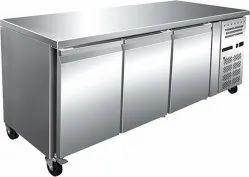 double door Top Freezer UNDERCOUNTER REFRIGERATORS, Number Of Shelves: 4, 2~+10