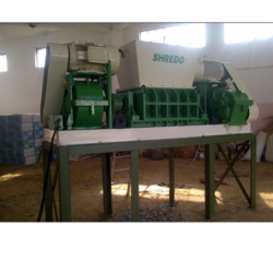 Industrial Cotton Straw Shredders