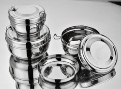 Amit Stainless Steel Lunch Box
