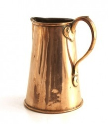 Pure Copper Handmade Water Jug NJO-3713