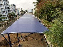 Roofing Membrane Structure