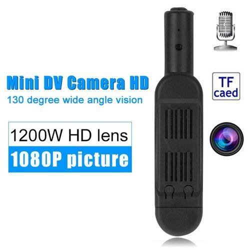 1080P Spy Hidden Camera HD Video Recorder Mini DV DVR Wide angle Sport Camcorder