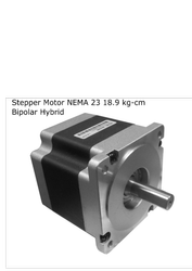 Stepper Motor NEMA 34 kg-cm Hybrid Bipolar - Robocraze
