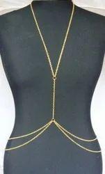 Golden Shoulder Jewelry