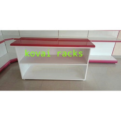 Office table & cash counter with out draw 5x3