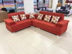 Standard Sofa Set, Size: Traditional, Model Name/Number: Ssf-sofa-red