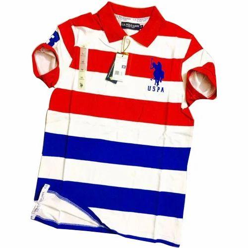 7bbb4a1b U.S Polo Assn Designer T-Shirt, युएस पोलो टी-शर्ट ...
