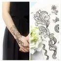 Mehndi Tattoo Sticker