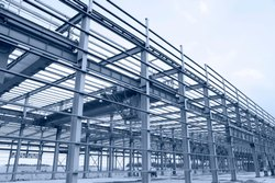 Steel Prefab PEB Building, for Manufacturing Plant