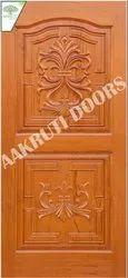 Designer Carved Wooden Door