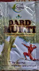 Dard Mukti Powder, J D Swami Ayurveda.Co., 4 Gram