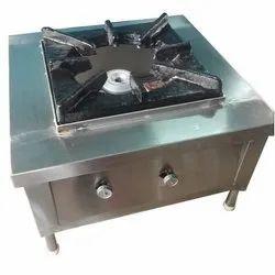 Commercial Single Burner Cooking Range, for Hotel