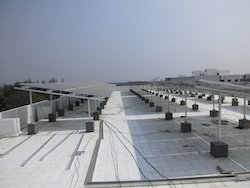 Solar Module Mounting Structure  Roof Top