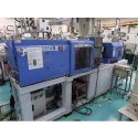 JSW 55 Ton Old Injection Moulding Machine