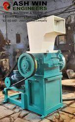 Solid Granulator, Weight: 1-2 Ton