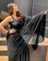 Georgette Sequence Saree