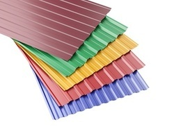 Trapezoidal Sheets Roofing Sheets