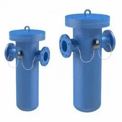 Stainless Steel Flanged Filters