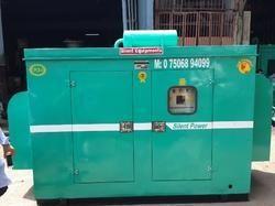 82.5 Kva Soundproof Diesel Generator Set