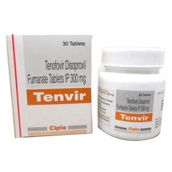 Tenvir 300 mg (Tenofovir Disoproxil Fumarate Tablets)